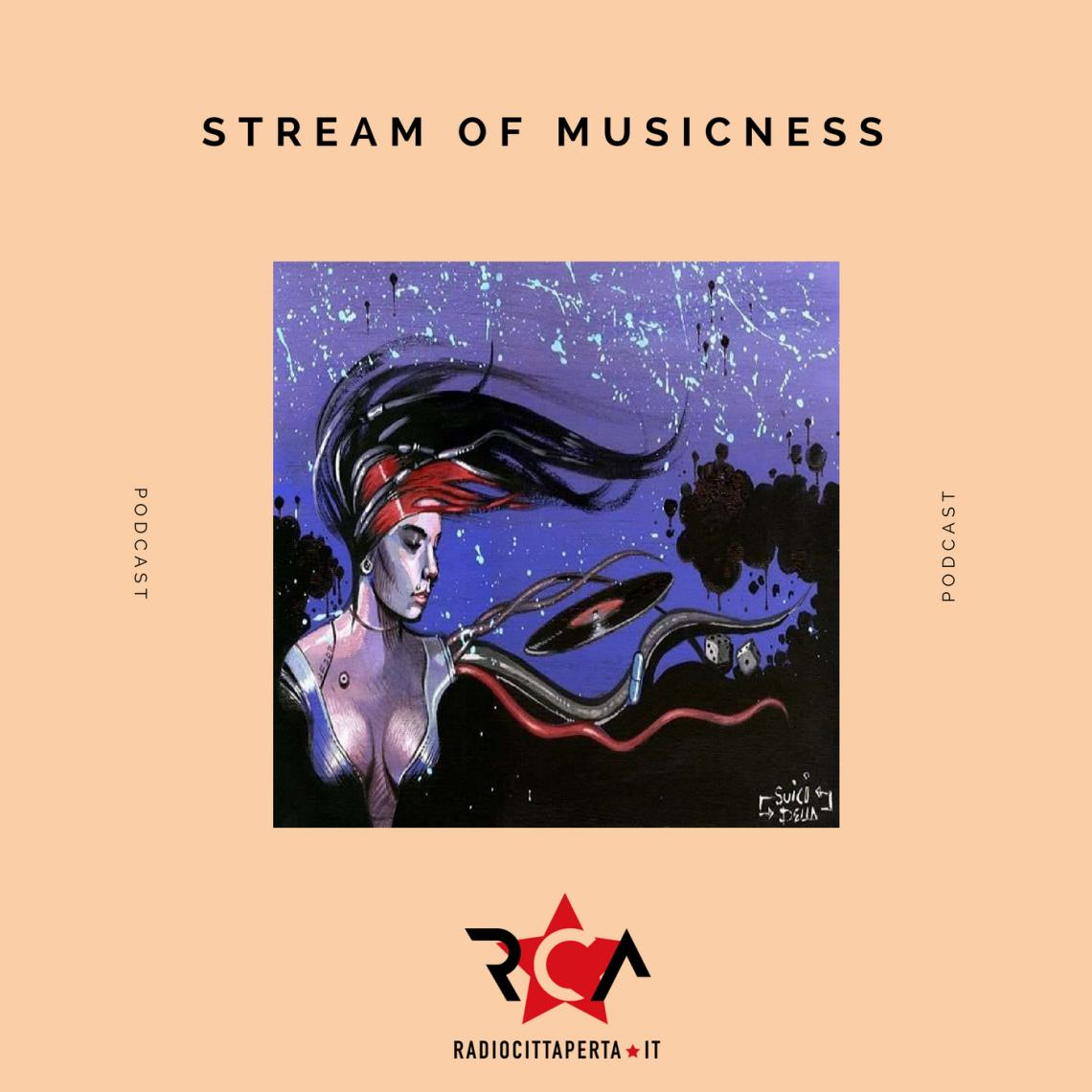Kev Acid Anonymous + Fabrizio Riviello + Gabriele Rizzo + Marco Micheli + Fabio Cirquit techno dj set @ Stream of Musicness del 29/04/2018
