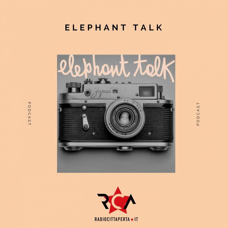ELEPHANT TALK con FEDERICA