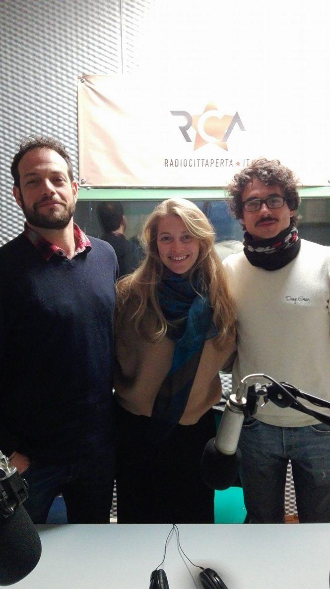 Intervista di Santigna per lo spettacolo Augenblick