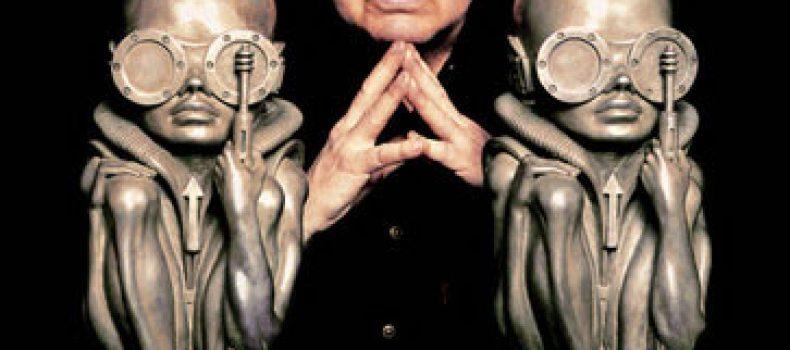 H.R.Giger e la musica degli album le cui copertine sono suoi artworks.