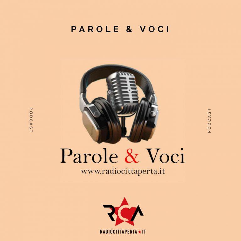 PAROLE & VOCI con VANNI MADDALON, ALESSANDRA PAPARELLI E CASPAR