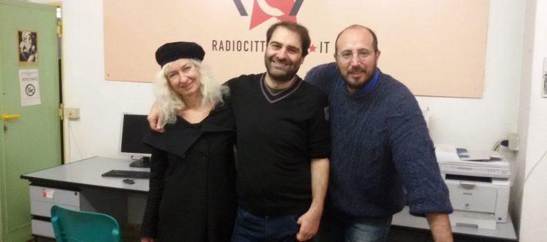 Intervista ad Alessandra Celletti e Daniele Ercoli 11-4-2018