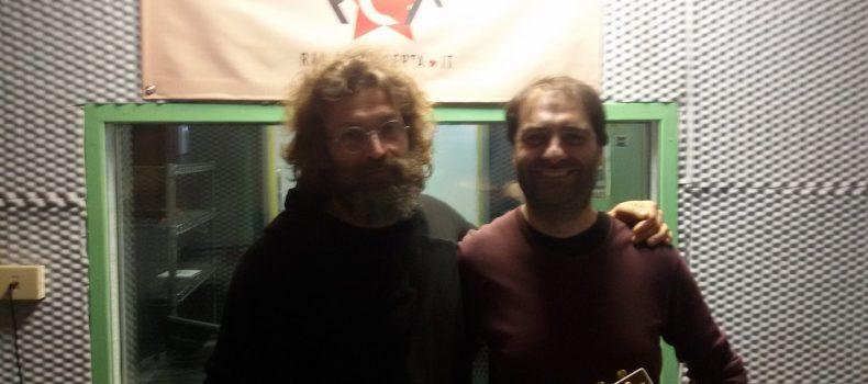 Intervista e live set Paolo Saporiti 6-4-2018