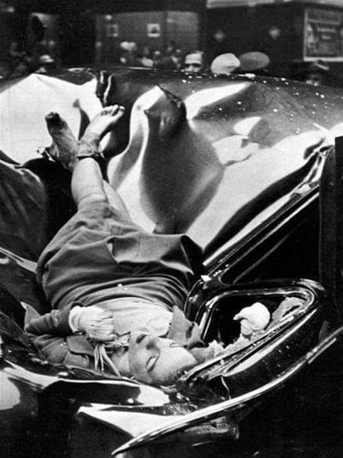 """The most beautiful suicide"": la morte di Evelyn McHale fotografata da Robert C Wiles"
