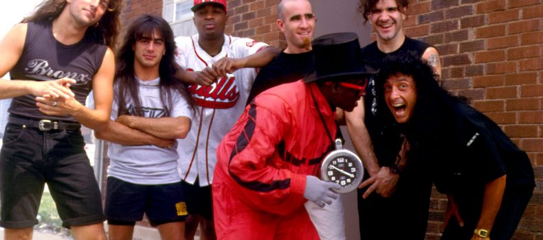 "Anthrax e Public Enemy: ""Thrash and Hip Hop come together in New York City"""