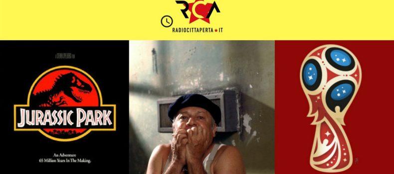 """Scaletta e podcast """"Gabbia aperta"""" del 5-7-2018"""