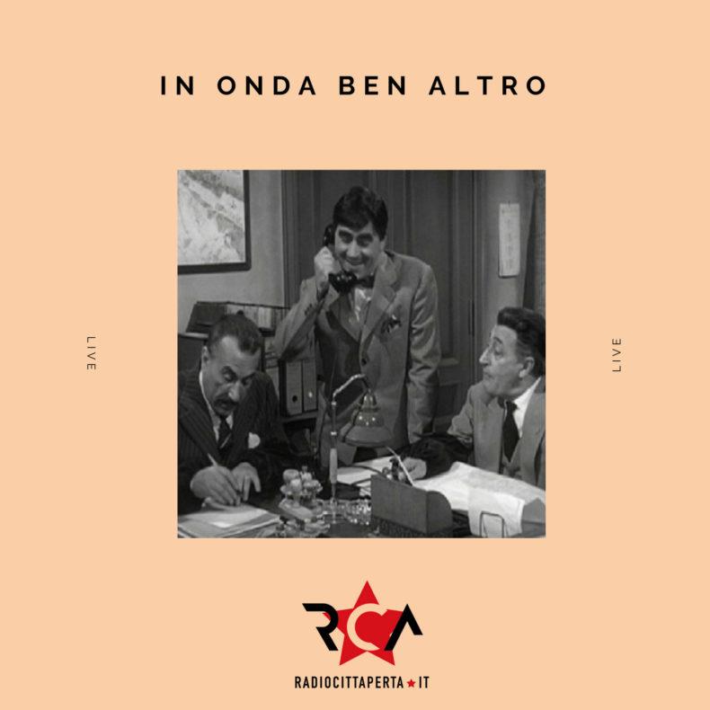In Onda Ben Altr….a Socialità pt.4 – di e con Fulvio Ful Cap