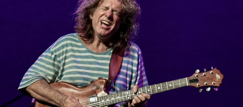 Recensione An Evening with Pat Metheny @Auditorium 20 Luglio 2018