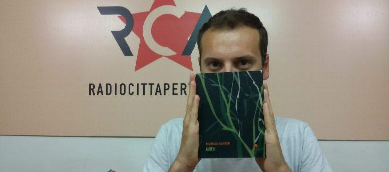 """Intervista a Nicholas Ciuferri per libro """"Alberi"""" 1-8-2018"""