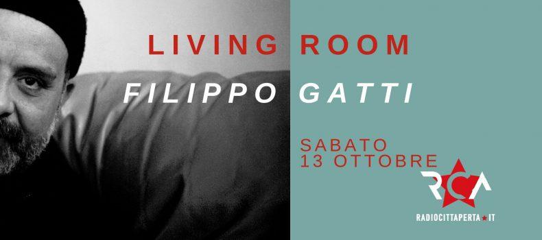 Living Room #2: Filippo Gatti