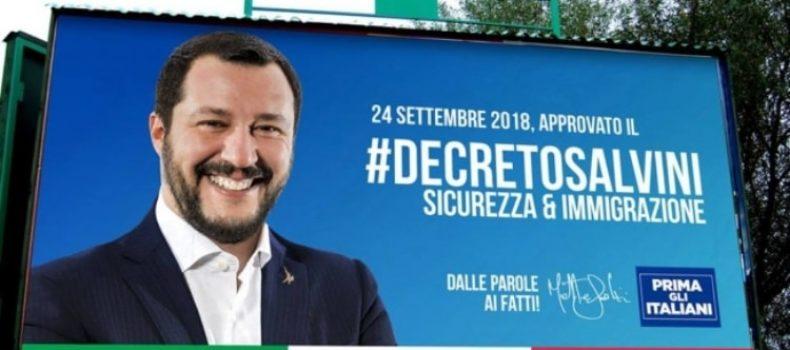 """A L'Ottavo Giorno il """"Decreto Salvini"""" spiegato per bene"""
