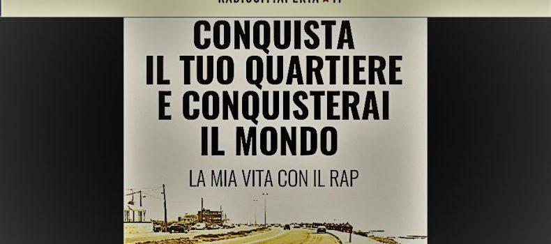 """Intervista a Militant A // ASSALTI FRONTALI sul suo nuovo libro """"Conquista il tuo quartiere e conquisterai il mondo: la mia vita con il rap"""""""