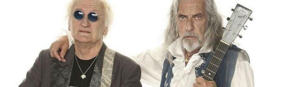 Intervista a Shel Shapiro e Maurizio Vandelli 19/11/2018