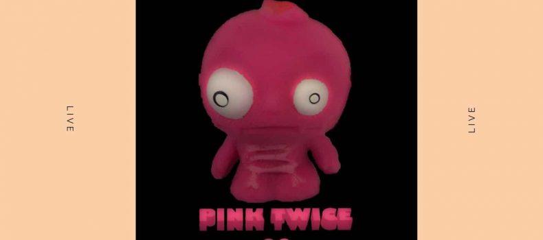 PINK TWICE 24-1-2019