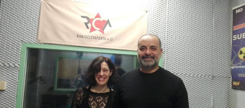 Intervista di Santigna ad Arianna Gaudio e Filippo Gatti del 10 Dicembre 2018