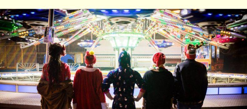 Katzenjammer del 16-12-2018 con ospiti i Power Xmas Ranger