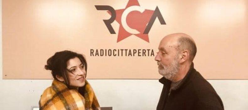 Intervista a Valeria Vil – 10 gennaio 2019