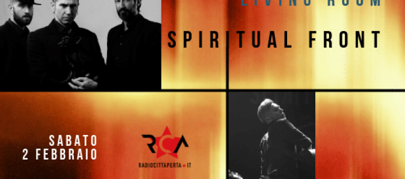 Podcast Living Room #3: Spiritual Front
