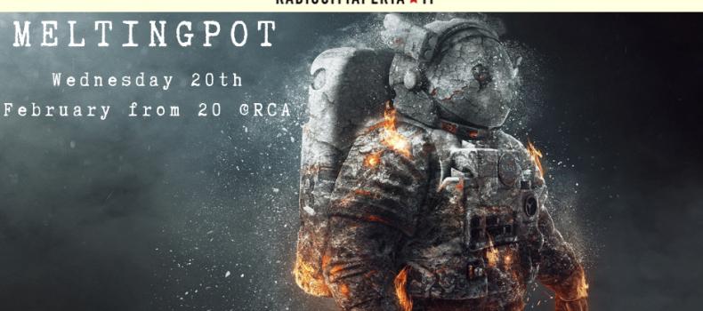 Playlist e podcast di MeltingPot 20-02