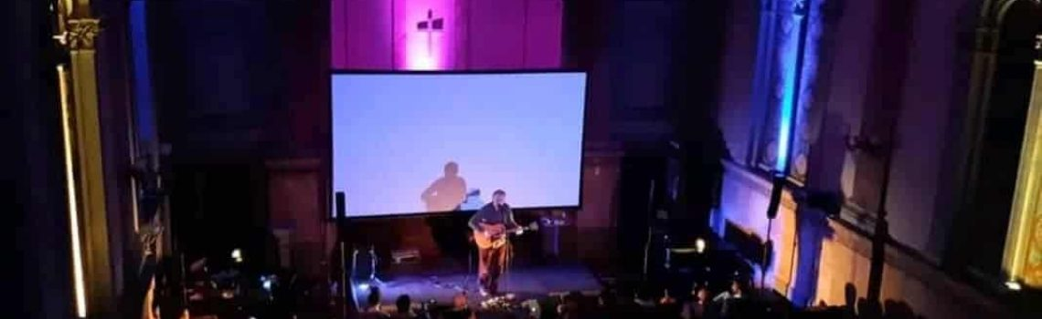 "Lee Ranaldo: ""Songs & Stories"", Unplugged in Monti, Chiesa Valdese, Roma, 11/02/19, Live report"