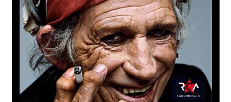 Keith Richards vuole smettere di fumare, ma …
