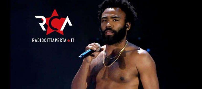 """""""This is America"""" di Childish Gambino è la migliore canzone alla 61esima edizione dei Grammy Awards."""