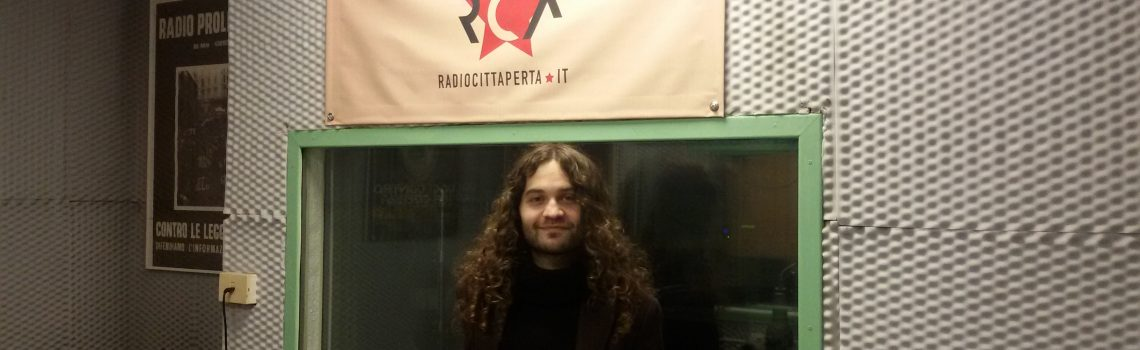 Intervista Andrea Ruggiero 4-2-2019