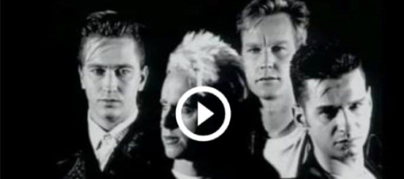 Compie 29 anni Violator, l'album che lanciò i Depeche Mode nell'Olimpo del rock