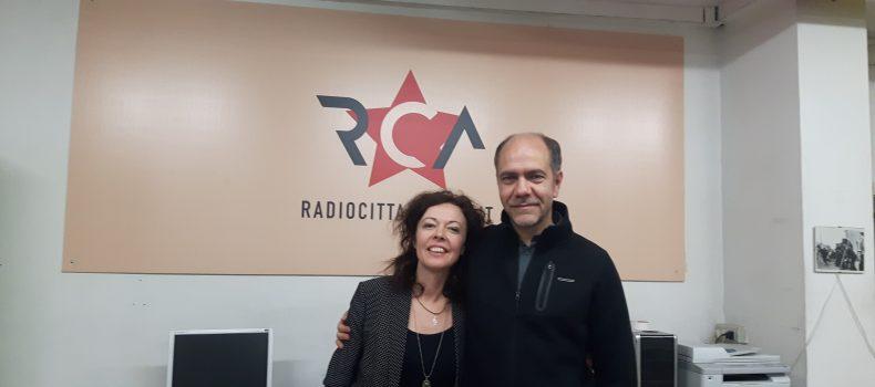 Intervista e live set Alberto Popolla