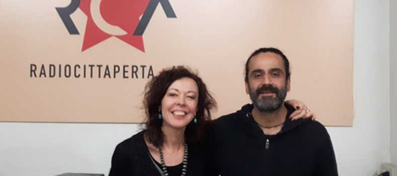Intervista a Pejman Tadayon