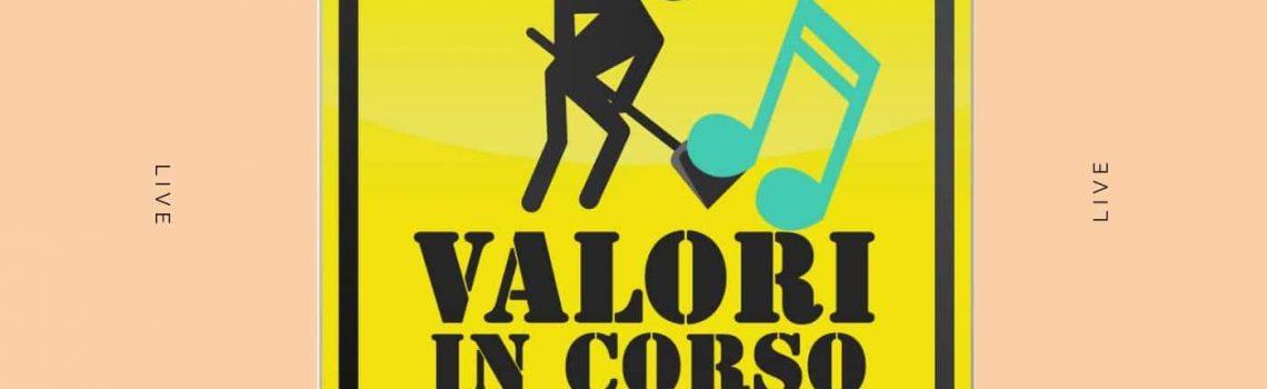 VALORI IN CORSO con LUDOVICA VALORI del 10-10-2019