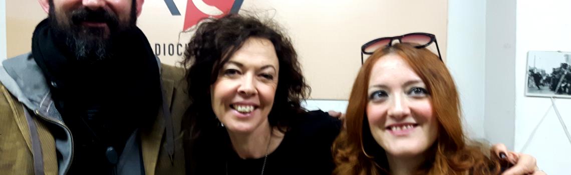 Intervista e minilive Martina Pelosi – Violet & The Butler