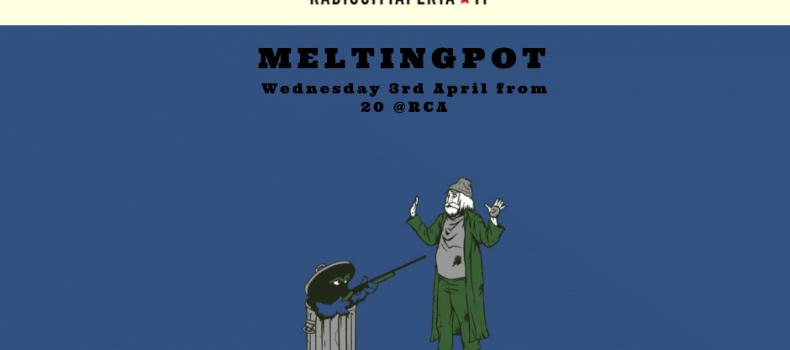 Podcast e scaletta MeltingPot del 3 aprile