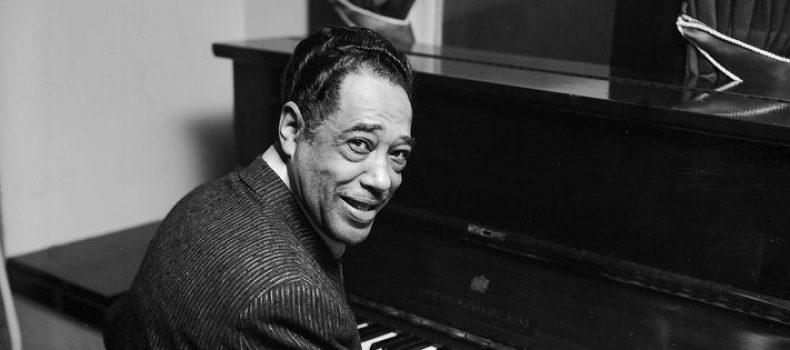 """Auguri Duke! Il nostro tributo a un mostro del jazz. Il 3 maggio lo si celebra al """"A Vigevano Jazz"""" con Solenghi"""