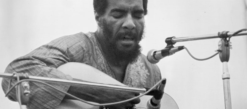 La leggendaria performance di Richie Havens a Woodstock 1969