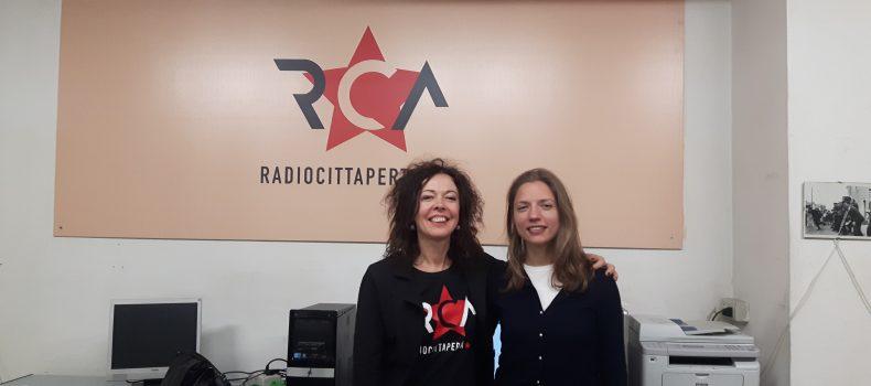 Intervista e minilive con Eleonora Betti