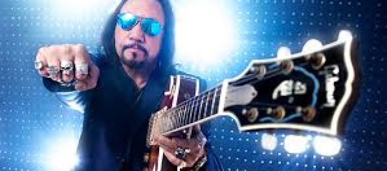 """Buon compleanno Ace """"Spaceman"""" Frehley!"""
