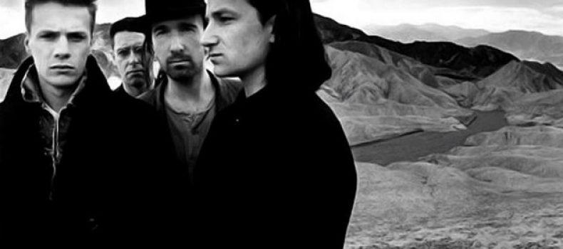 The Joshua Tree degli U2 compie 32 anni