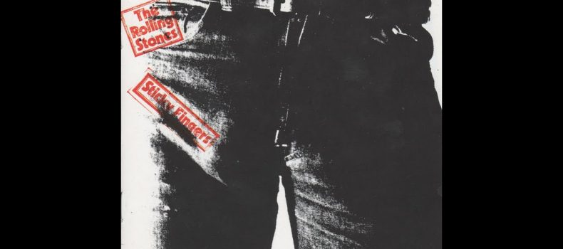 "23 aprile 1971: esce in Inghilterra ""Sticky Fingers"" degli Stones"