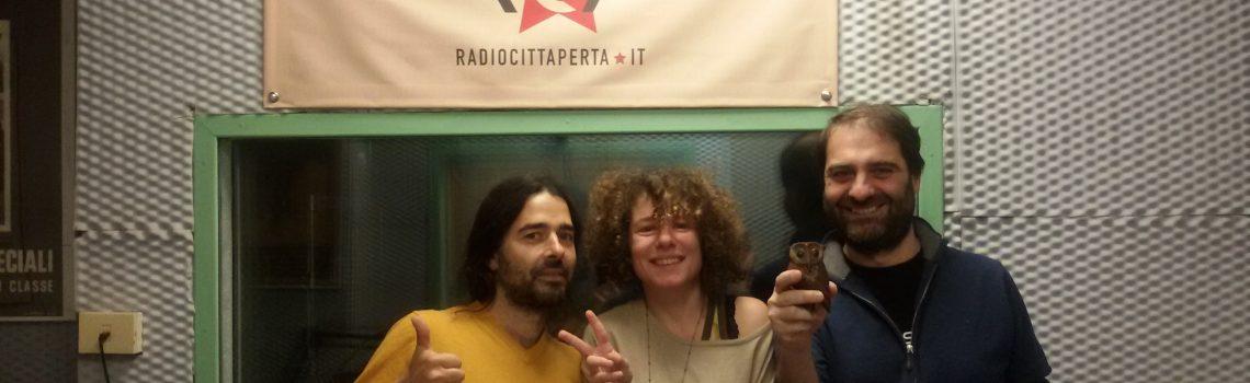 Intervista e live set Orange8 5-4-2019