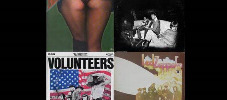 Sondaggio: quale di questi 4 album usciti nel 1969 preferite?