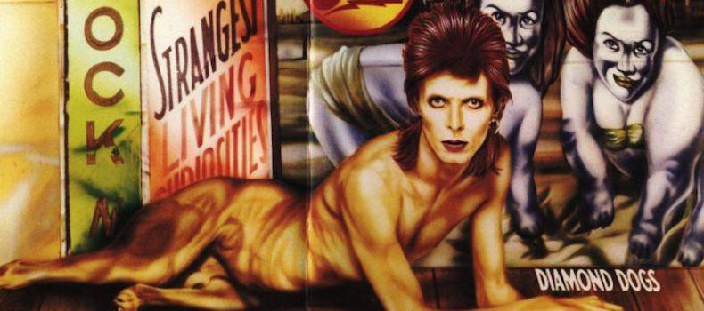 24 maggio 1974: viene pubblicato Diamond Dogs di Bowie