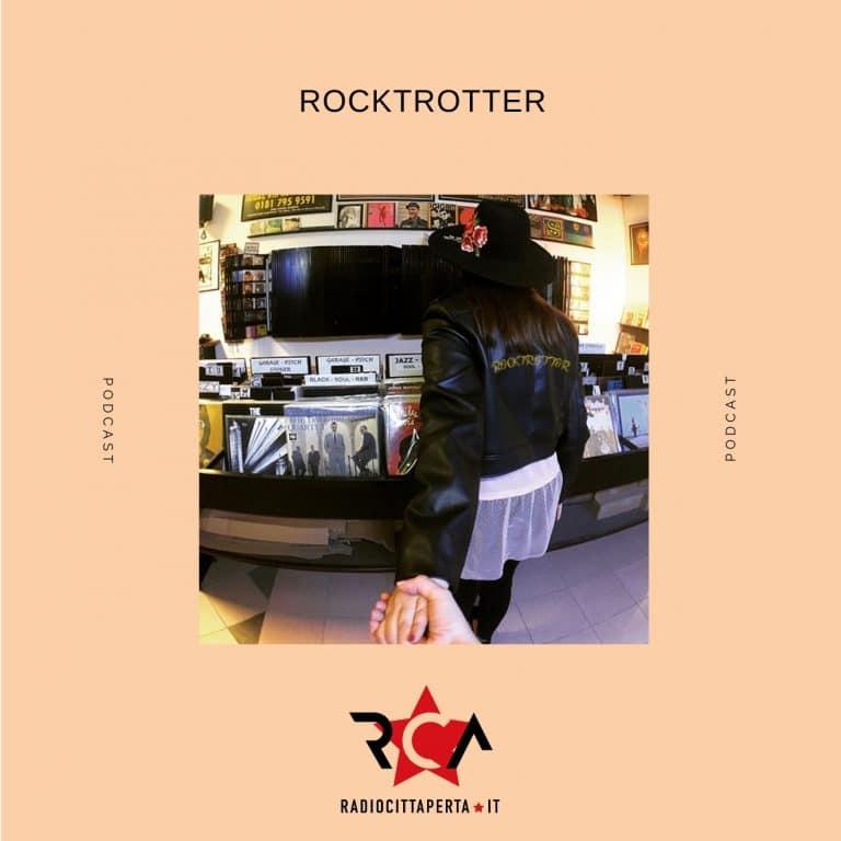 ROCKTROTTER con ELEONORA TAGLIAFICO
