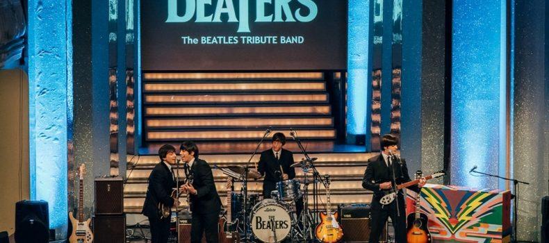 I Beatles tornano a Roma solo per una notte, al Parco Appio rivivono gli Anni '60
