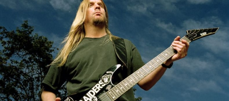 """Il significato di """"Angel of Death"""": in ricordo di Jeff Hanneman, cofondatore e chitarrista degli Slayer"""