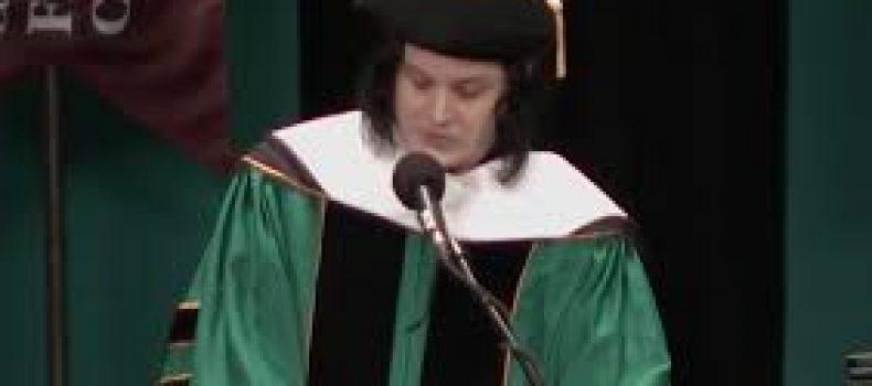 Jack White è ora Dottore ad honorem in Lettere Classiche