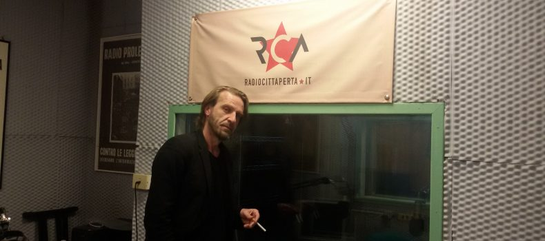 Intervista Giulio Casale 6-5-2019