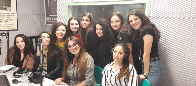 Intervista a Laura Milani e Tacco16, 9 maggio 2019