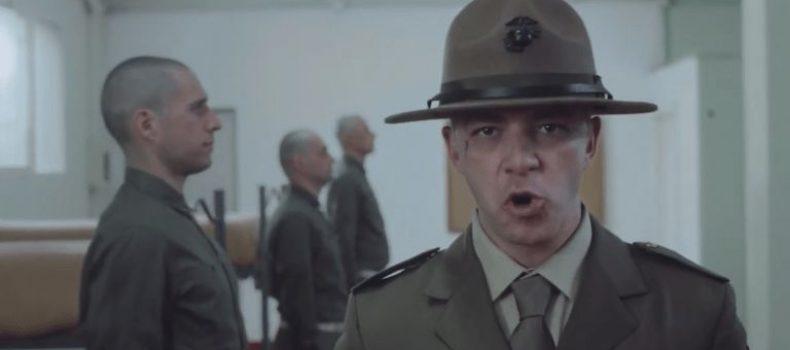 """AK77"", il videoclip tributo a ""Full Metal Jacket"" di Linea77, Salmo e Dj Slait"