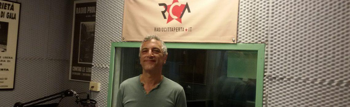 Intervista Massimo Amato 24-5-2019
